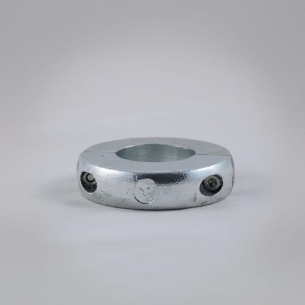 Wellenanode (Ring) aus Zink, geteilt, inkl. Schrauben