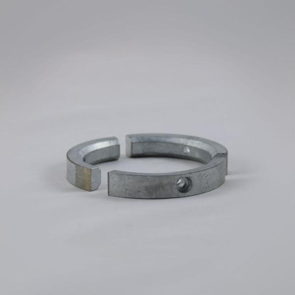 Zinkanode (Ring) f. Volvo Faltpropeller-Saildrive, dreigeteilt